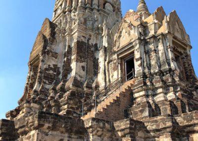 Ayutthaya Wat Ratchaburana - zentraler Prang