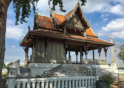 Bangkok Santi Chai Prakan Park