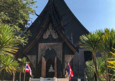 Chiang Rai Black House/Baandam