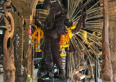 Chiang Rai Black House/Baandam - Ganesha