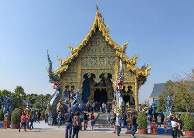 Chiang Rai Blauer Tempel