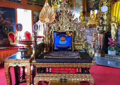 Chiang Rai Wat Jed Yod - innen