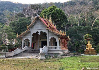 Tham Pla Cave - Tempel