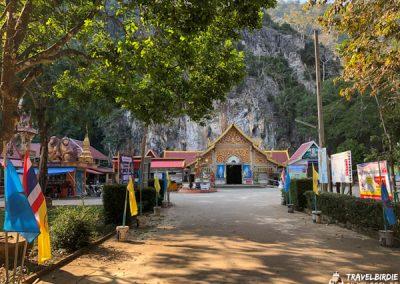 Tham Pla Cave - Eingang
