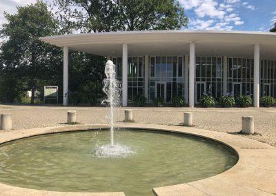 Bietigheim-Bissingen - Pavillon am Bürgergarten