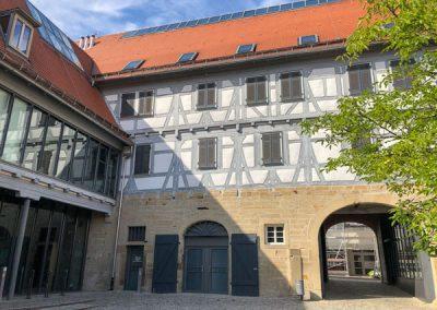 Bietigheim Bissingen - Schloss Innenhof