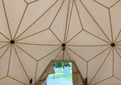 Dome von Richard Buckminster Fuller