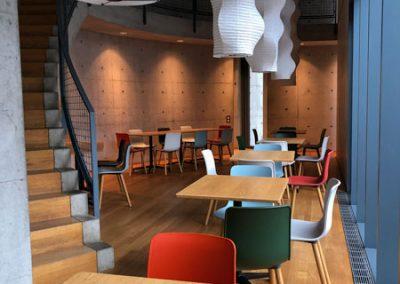 Konferenzpavillon von Tadao Ando