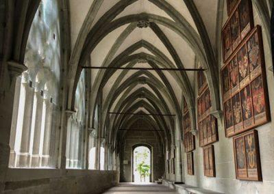 Kreuzgang im Konstanzer Münster