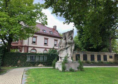Kriegsdenkmal in Radolfszell