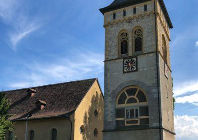 Kirche St. Martin Arbon