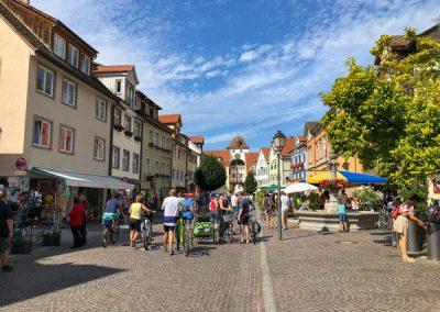 Meersburg Innenstadt
