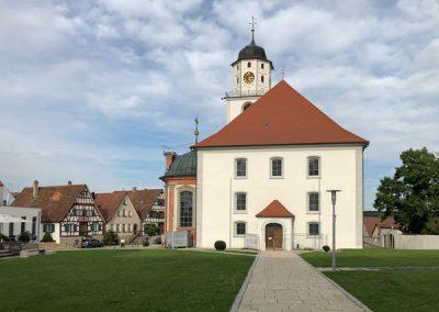 Messkirch Kirche St. Martin