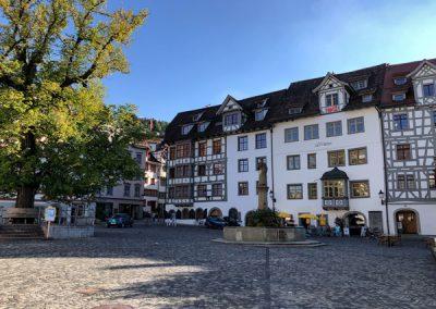 St Gallen Gallusplatz