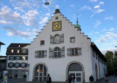 St. Gallen Waaghaus