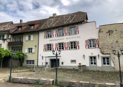 Mittelalterliche Fassaden in Stein am Rhein