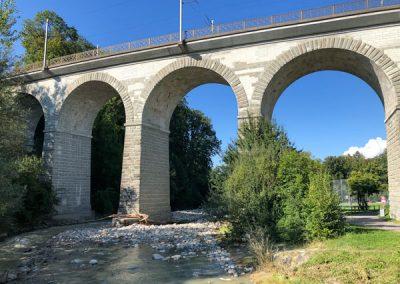 Viadukt bei Goldach