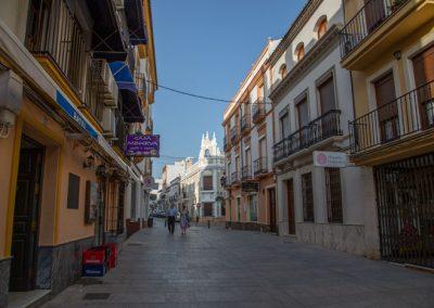 Ronda - Calle Padre Mariano Soubiron