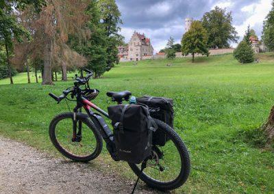 Park am Schloss Lichtenstein