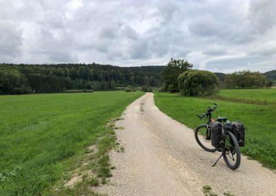 Zwischen Sigmaringen und Jungnau
