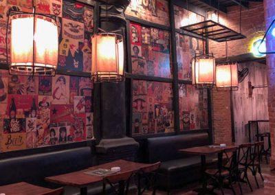 Bar in der Sisavangvong Road