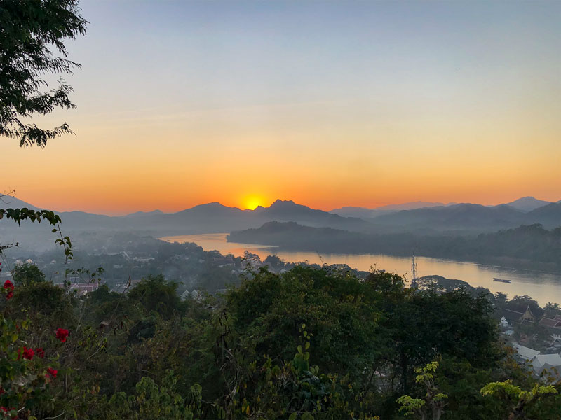 13 Sehenswürdigkeiten in Luang Prabang