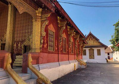 Vat Sensoukharam Luang Prabang
