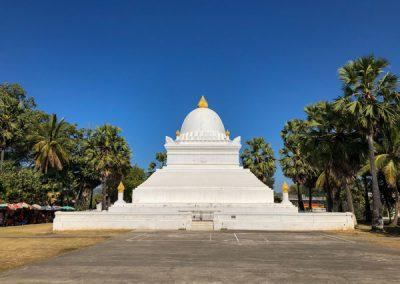 That Mak Mo auf dem Templegelände des Wat Visounarath in Luang Prabang
