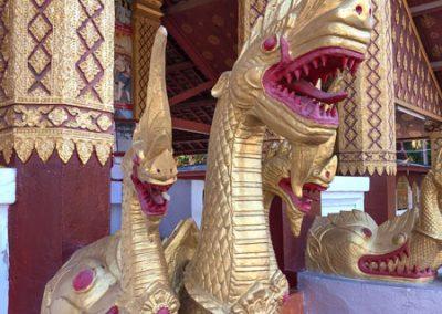 Wat Hosianvoravihane in Luang Prabang