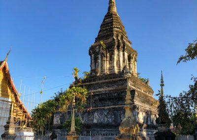 Wat Mahathat in Luang Prabang: Stupa