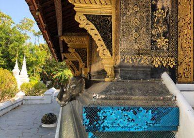 Hauptgebäude des Wat Xieng Thong Luang Prabang