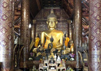 Gebetshalle des Wat Xieng Thong Luang Prabang