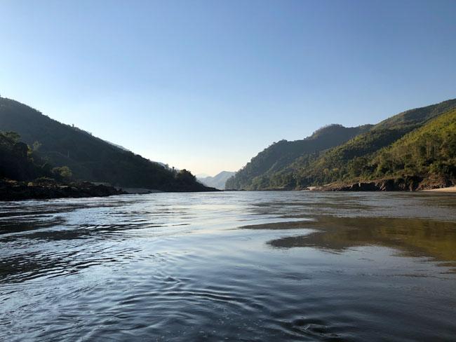 2 Tage auf dem Mekong: von Huay Xai bis Luang Prabang