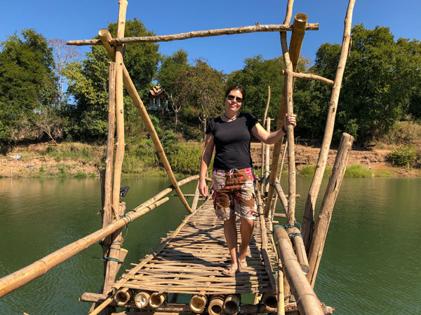 Reisen in Laos