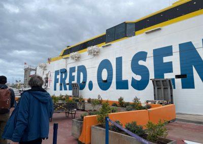 Fähre Fred Olsen
