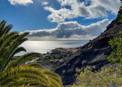 La Gomera - Valle Gran Rey - Blick auf La Playa