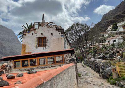 La Gomera - Künstlerdorf El Guro: Das ehemalige Kulturzentrum