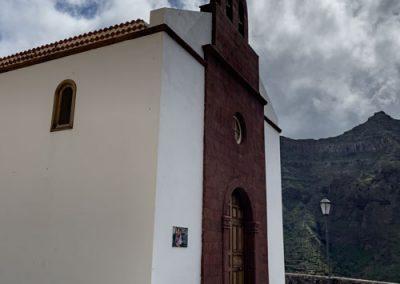 La Gomera - Valle Gran Rey: Iglesia de San Antonio de Padua
