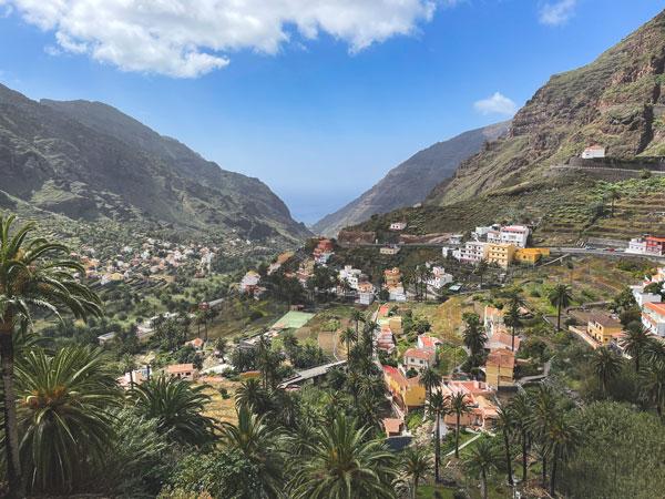 Reisen und Arbeiten: La Gomera