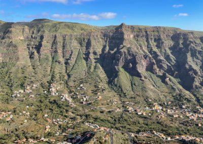 La Gomera Valle Gran Rey: Mirador César Manrique