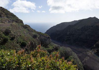 La Gomera Valle Gran Rey: Mirador de la Retama