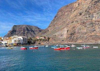 Valle Gran Rey - Playa de la Vueltas